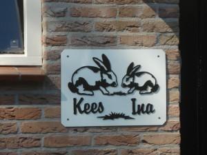 Kees en Ina Conijn